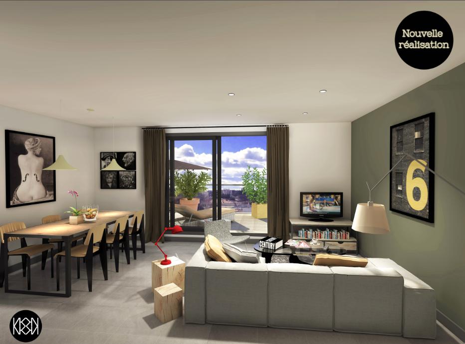 nk design studio ga a promotion r sidence le man ray. Black Bedroom Furniture Sets. Home Design Ideas